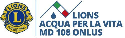 Lions Acqua per la Vita MD 108